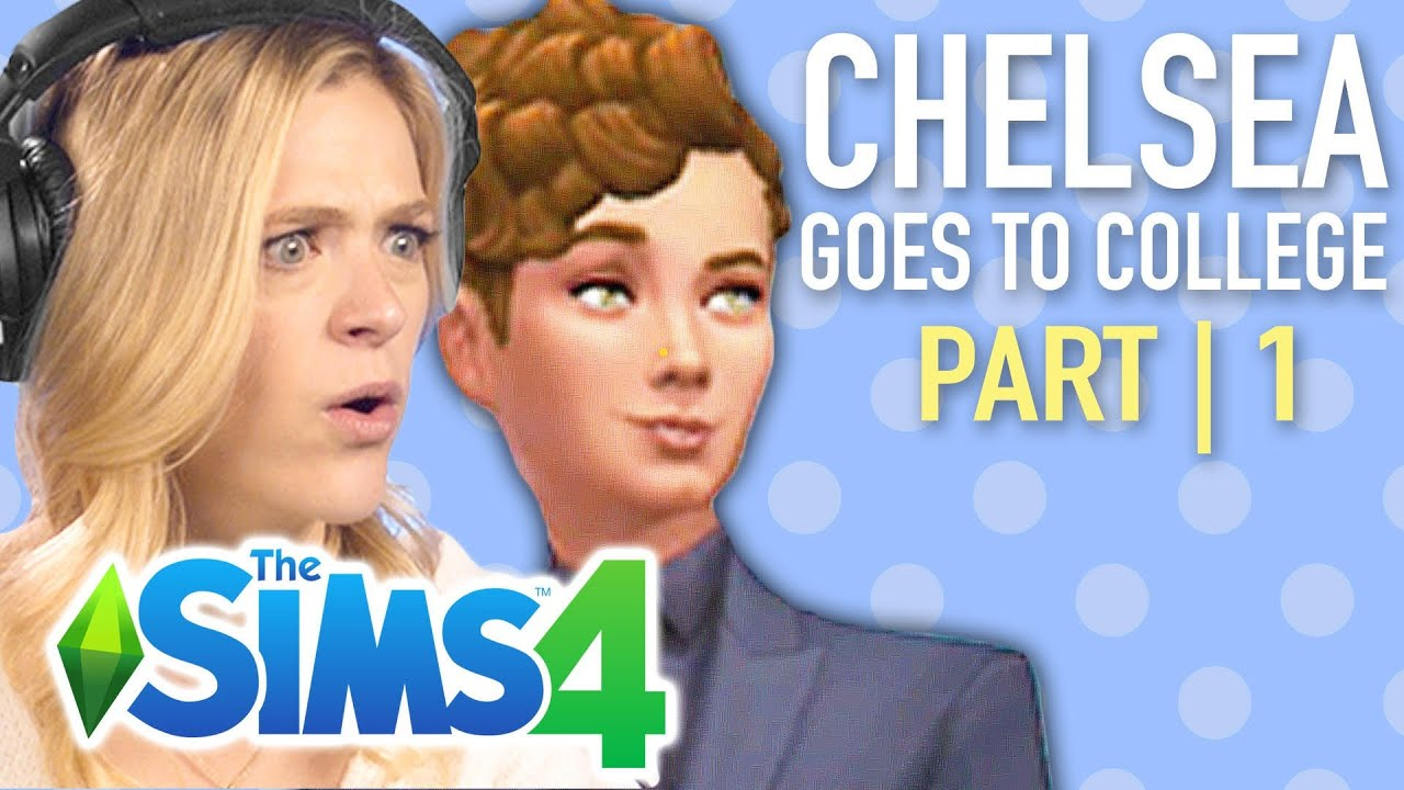 Single Girl Sends Her Daughter To University In The Sims 4 | Part 1 thumbnail