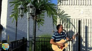 Island Gerry Sings Only Wanna Be With You @ Cancun Margarita Bar & Grill -fxbg, Va