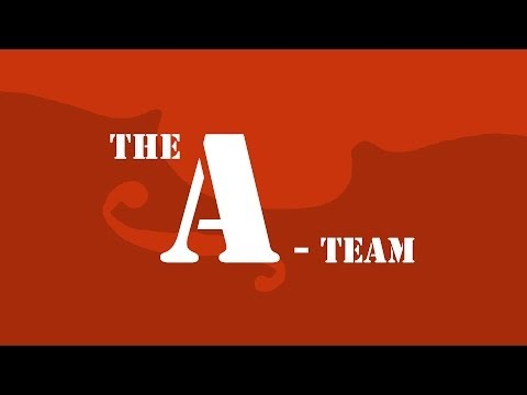 The A-Team theme violin cover (#themesongtuesday)