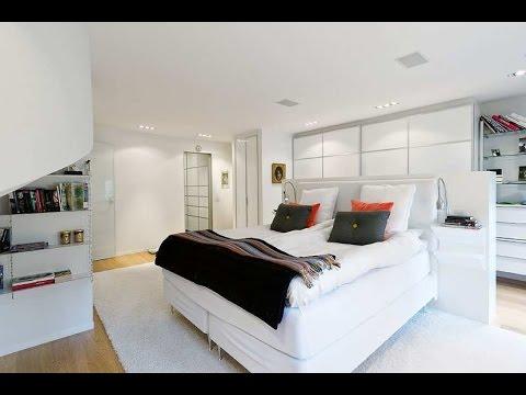Beautiful Duplex Penthouse : Scandinavian Design, Amazing Duplex Penthouse  Renovation In Sweden