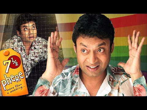 7½ Phere {HD} – Full Movie – Irrfan Khan Comedy Movies