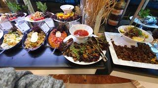 Как работают турецкие отели зимой Ужин в Либерти Лара Liberty Hotels Lara работает круглый год