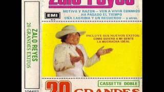 ZALO REYES - 20 GRANDES EXITOS DISCO COMPLETO