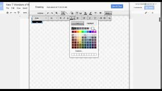Making PARCC instructional: Docs and drawing trick