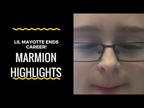 Corey Mayotte Ends Career! Marmion Highlights