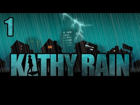 Kathy Rain — Part 1 - An Unexpected Funeral