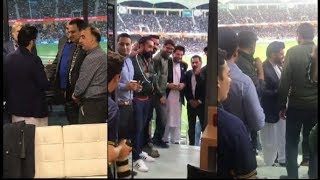 #4 Javed Afridi Live | Guest Visit At Ground With Javed Afridi | PSL 2019