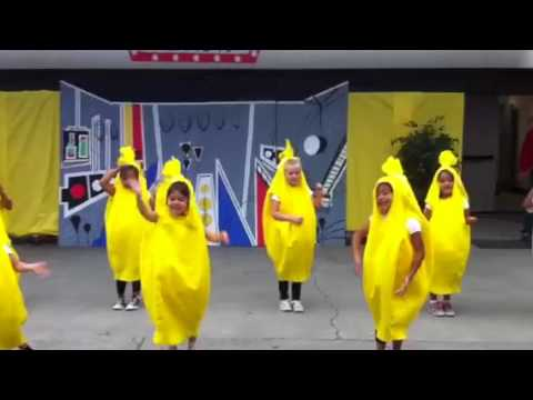 Bananas unite