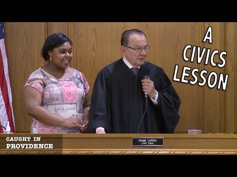 The Civics Lesson and the Last Chance for a Pan Handler Mp3
