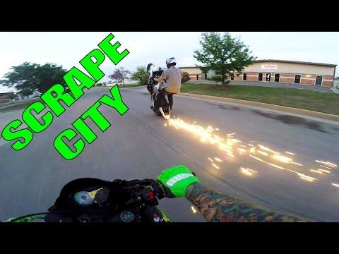 Lets Go To Scrape City!
