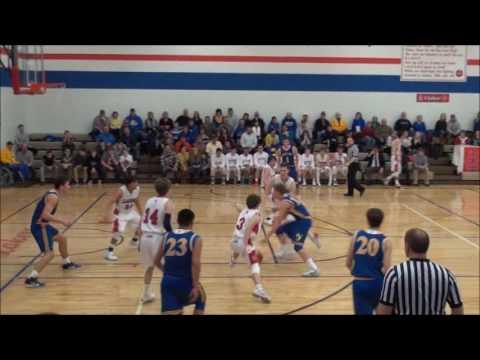 DesLacs-Burlington Lakers VS Beulah Miners Basketball