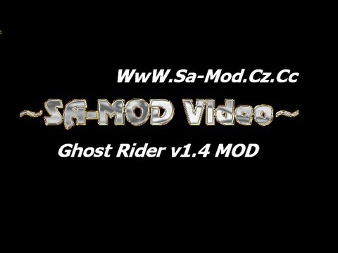 Hướng dẫn cài Mod Ghost rider v1.4 Gta san