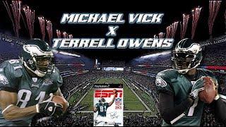 NFL 2K5 - Philadelphia Eagles - Michael Vick x Terrell Owens