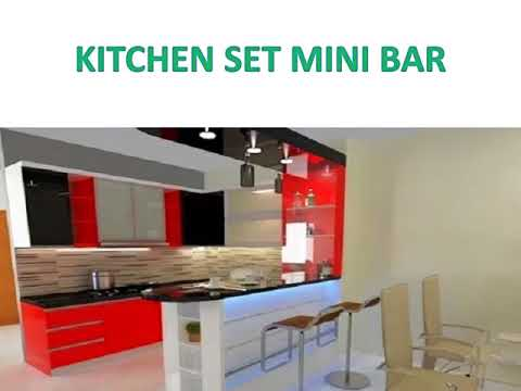 Elegan!! 0813 3002 0778 kitchen set aluminium coklat