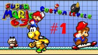 Super Mario 63 Level Designer part 1 Building