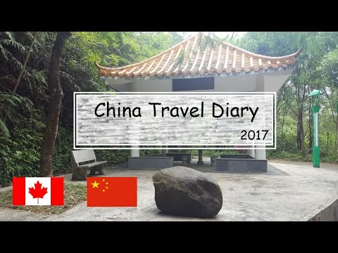 China Travel Diary #1 | YVR to Guangdong, Enping