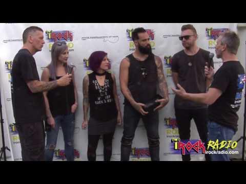iRockRadio.com – Skillet – Interview