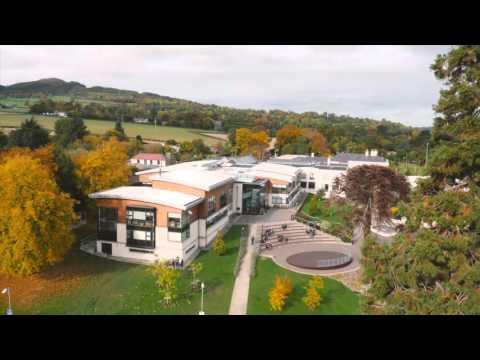 St. Gerard's School  - A Sky View!
