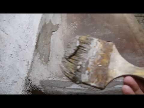 Как разводить шамотную глину для ремонта печи
