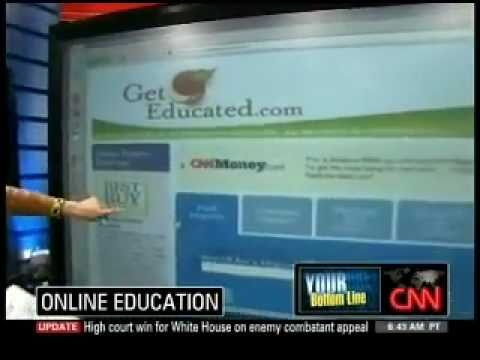Can I Get a Job with an Online Degree? CNN Report