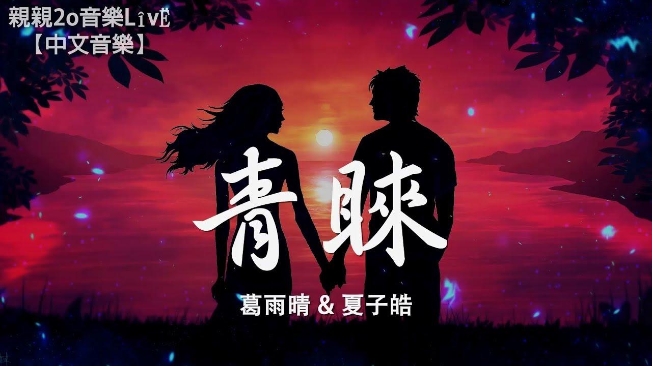 葛雨晴 & 夏子皓 - 青睞【動態歌詞Lyrics】 - YouTube