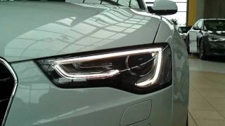 Facelift 2012 Audi A5 S-Line 2.0 TDI (177 PS) - in Detail