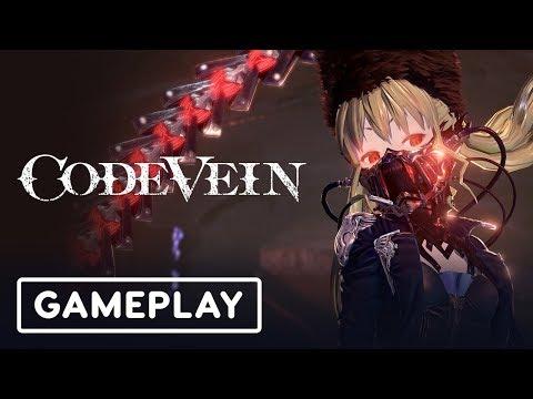 E3 2019: Long Awaited Vampire RPG CODE VEIN Finally Has A Release