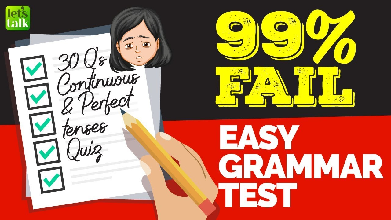 99% Fail This Easy English Grammar Test | Can You Pass? Future Perfect & Continuous Tenses Quiz
