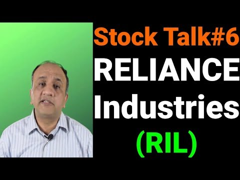 Reliance Industries RIL Technical Opinion - Stock Talk with Nitin Bhatia #6 (Hindi)