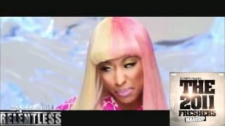DJ Raph - 2011 Freshers Mashup ft: Sneakbo, Nicki Minaj, Afrojack, Beyonce + FREE DL LINK