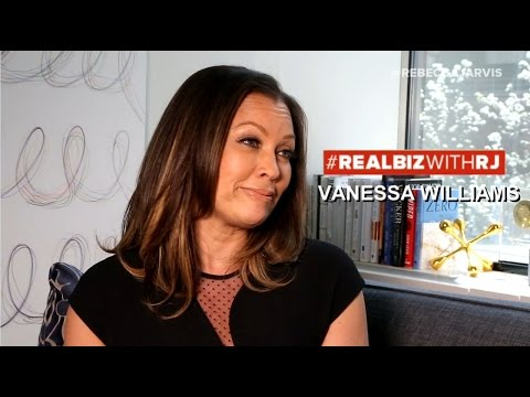 Vanessa Williams | Real Biz with Rebecca Jarvis | ABC News