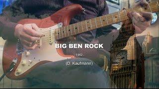 Big Ben Rock  -  Les Chaussettes Noires cover
