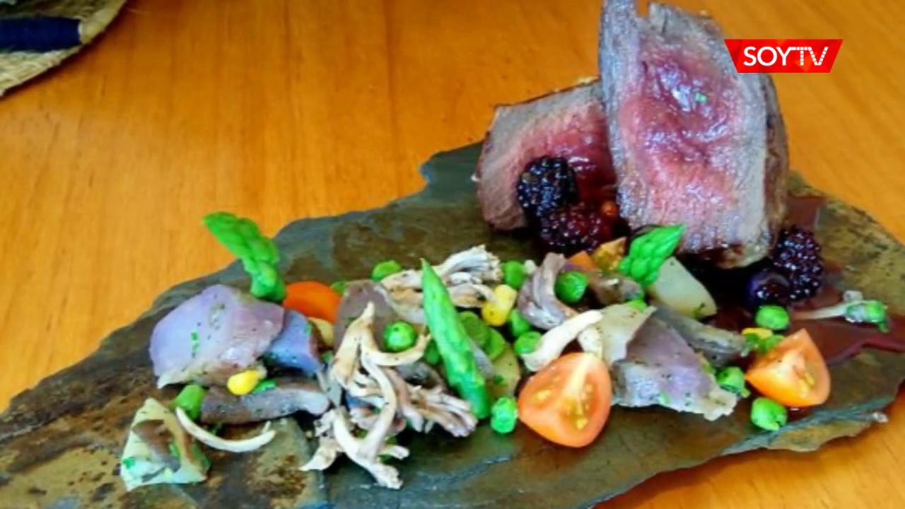 EN VIVO] Chef mapuche muestra lo mejor de su gastronomía típica ...