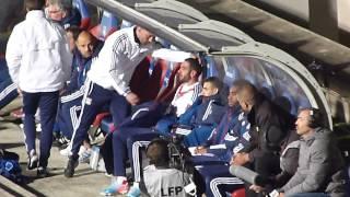 Lyon Rennes : sortie de Licha