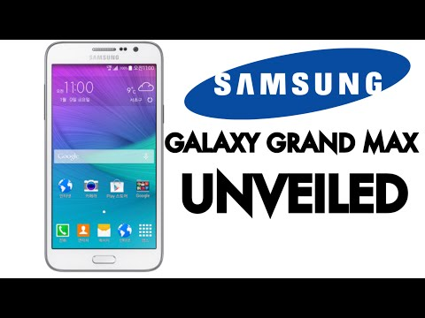 NEW Samsung Galaxy Grand Max Review - Specs & Features HD