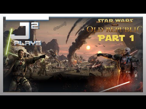 Star Wars The Old Republic Gameplay – Sith Inquisitor Campaign – Part 1