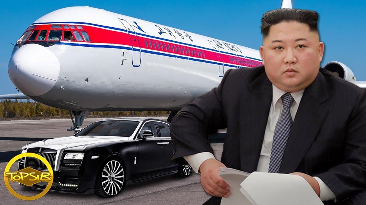 มาดูกันว่า Kim Jong Un ใช้เงินหลายพันล้านของเขาอย่างไร (หรูเว่อร์)