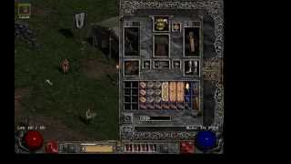 Diablo 2 Bow Amazon guide and derpy chaos run! (Old)