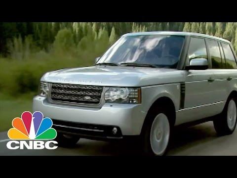 Jaguar Land Rover Launches Tech Start-Up | Tech Bet | CNBC