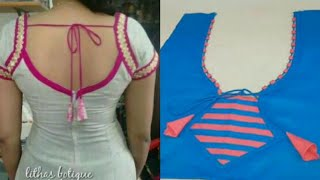 Back Neck Designs    Latest Neck Designs For Suits/ Kurtis /churidar    Punjabi Suit Neck Designs