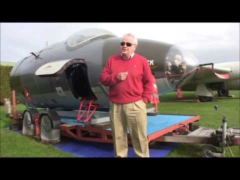 Interview with Paul McDonald on the English Electric Canberra