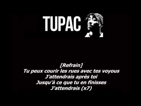 Tupac - Run Tha streetz Traduction FR (VOSTFR)