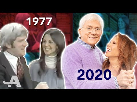 Why Marlo Thomas Was 'Intimidated' To Work With Hubby Phil Donahue