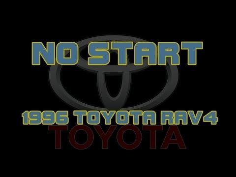 ⭐ 1996 Toyota Rav4 - Cranks But Does Not Start