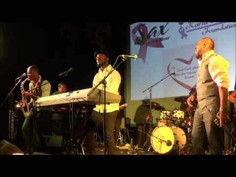 Sax On The River 2015 Generation NeXtRed Hook
