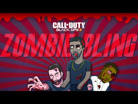 Hotline Bling - Drake (Black Ops 3 Zombies Parody)
