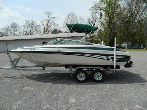 2002 Crownline 202 BowRider boat - 6/7/14 PUBLIC AUCTION in Alabama