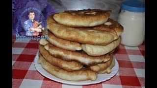 Как приготовить дрожжевые пирожки с мясом на сковороде