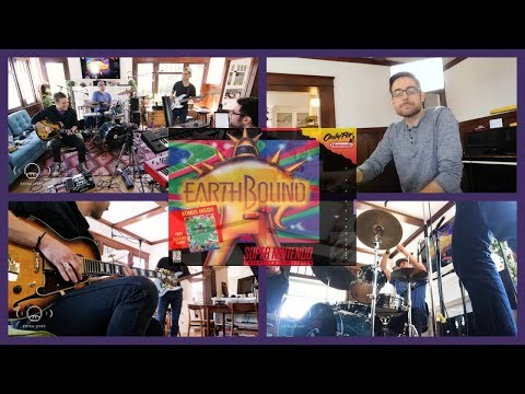 EarthBound - Onett Town | Cover by EXTRA LIVES