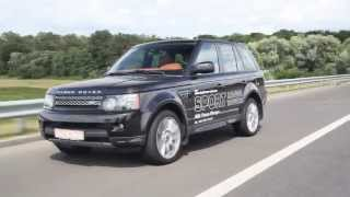 История модели Range Rover Sport 2005